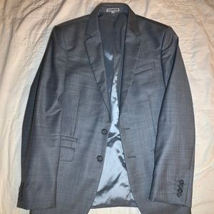 Express Photographer 3-Piece Fitted Suit